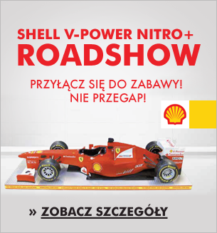 Shell V Power Nitro+ Roadshow