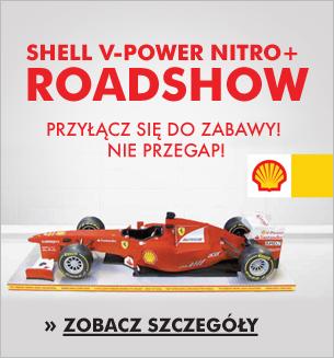 Shell V Power Nitro+ Roadshow