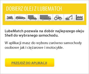 Dobierz Olej z Lube Match
